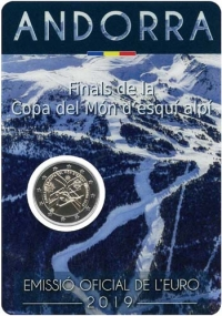 Andorra 2 euro 2019 I