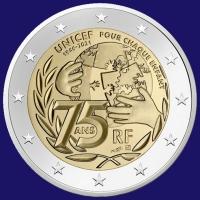 Frankrijk 2 euro 2021 I