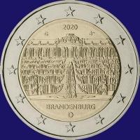 Duitsland 2 euro 2020 I los