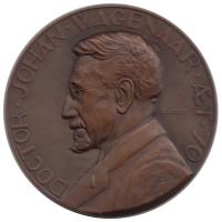 1932. Dr. Johan Wagenaar.