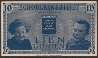Schoolgeld 10 Gulden Neerbosch