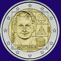 Italië 2 euro 2020 II