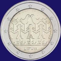 Litouwen 2 euro 2018 II