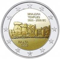 Malta 2 euro 2017 I Unc