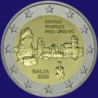 Malta 2 euro 2020 I Unc