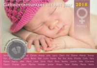 Nederland Babyset 2018 meisje