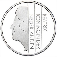 2½ Gulden 1995