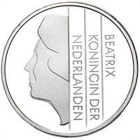 2½ Gulden 1987