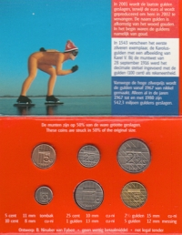 Nederland Miniset 2001