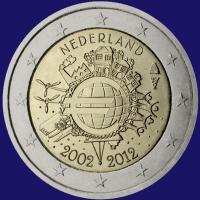 Nederland 2 euro 2012 Proof