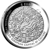 Nederland 5 euro 2018 I Proof