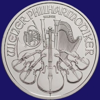 Oostenrijk 1,5 Euro 2013 Wiener Philharmoniker