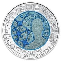 Oostenrijk 25 euro 2019 NIOB