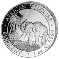 Somalië 100 Shillings 2017