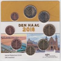 Nederland UNC Munten 2018