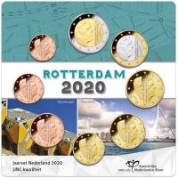 Nederland UNC Munten 2020