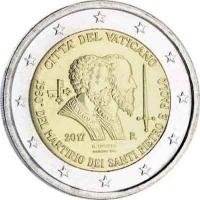 2 euro 2017 I Bu.