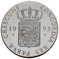 Zilveren Dukaat 1993