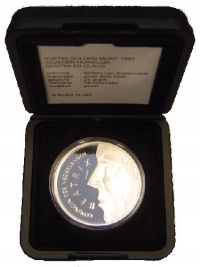 50 Gulden 1991 Proof