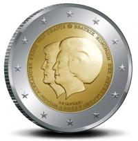 Nederland Coincard 2 euro 2013 I Bu