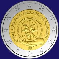 België 2 euro 2015 II Bu