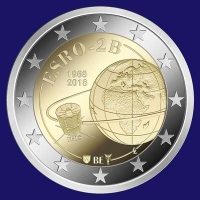 België 2 euro 2018 II Bu