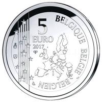 België 5 euro 2017 Bu
