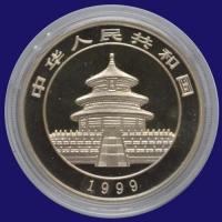 China Panda 1oz 1999