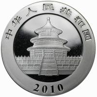 China Panda 1oz 2010