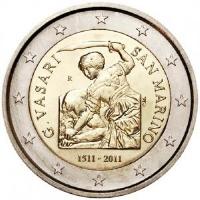 San Marino 2 euro 2011