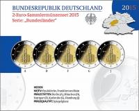 Duitsland 2 euro 2015 I Proof