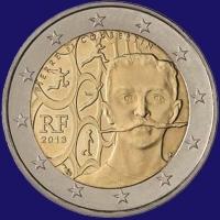 Frankrijk 2 euro 2013 II
