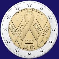 Frankrijk 2 euro 2014 II