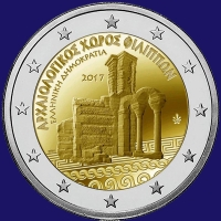 Griekenland 2 euro 2017 II Unc