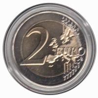 Monaco 2 euro 2011 Bu.