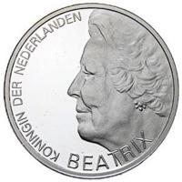 10 Gulden 1995 Proof