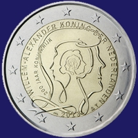 Nederland 2 euro 2013 II Unc