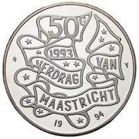 50 Gulden 1994 Fdc