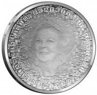 Nederland 5 euro 2010 I Proof