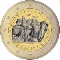 San Marino 2 euro 2013