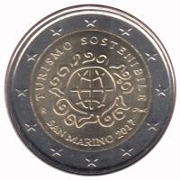 San Marino 2 euro 2017 II