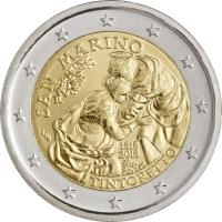 San Marino 2 euro 2018 I