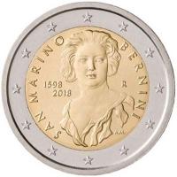 San Marino 2 euro 2018 II