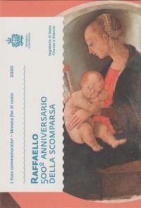 San Marino 2 euro 2020 I