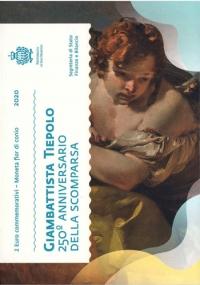 San Marino 2 euro 2020 II