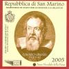 San Marino 2 euro 2005 Bu.