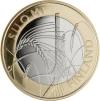 Finland 5 euro 2011 II Unc