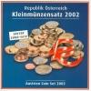 Oostenrijk Bu set 2002