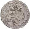 Zeeland 1 Gulden 1763