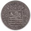Zeeland Scheepjesschelling 1758